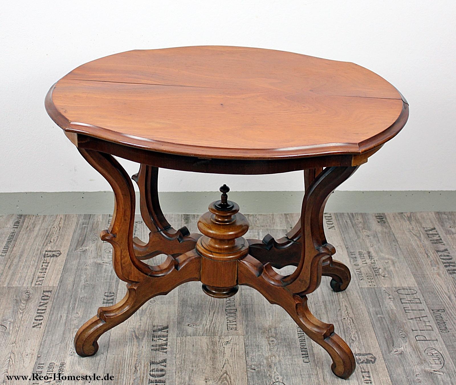 louis philippe m bel tisch antik alt esszimmer massiv barock vintage chippendale ebay. Black Bedroom Furniture Sets. Home Design Ideas