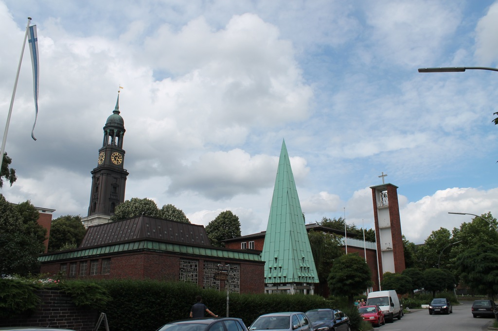 Seemannskirche Hamburg