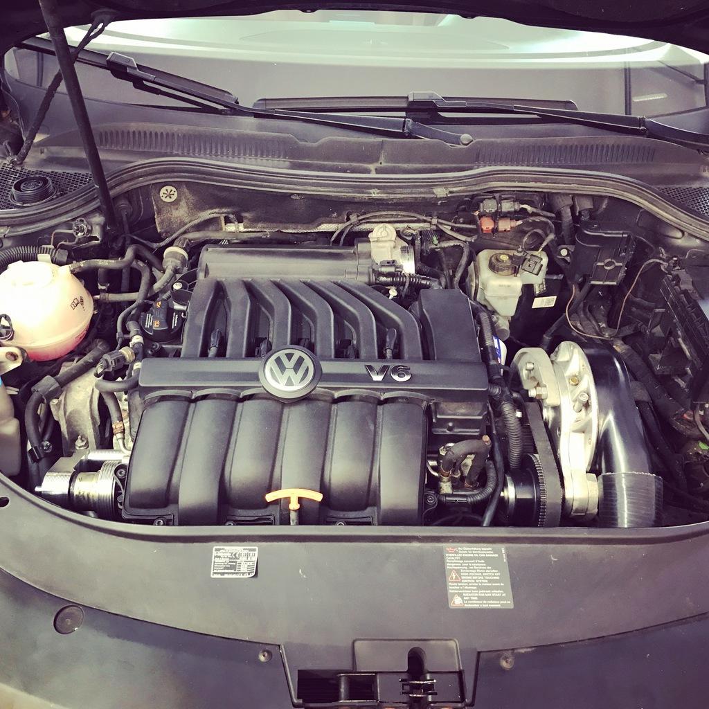 Vw Mk5 R32 Supercharger Kit: R36 Supercharger Kit??