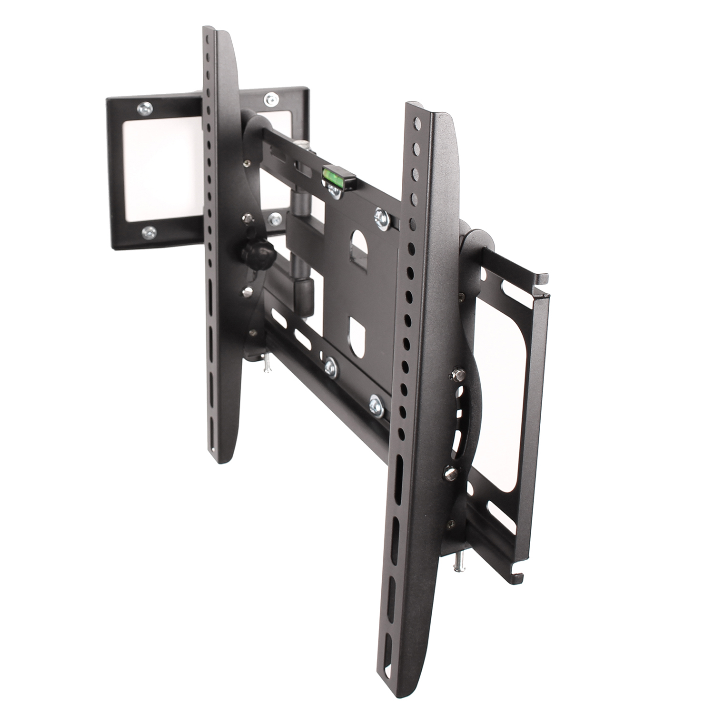 tv wandhalterung wandhalter lcd plasma neigbar schwenkbar led lcd 26 55 zoll ebay. Black Bedroom Furniture Sets. Home Design Ideas