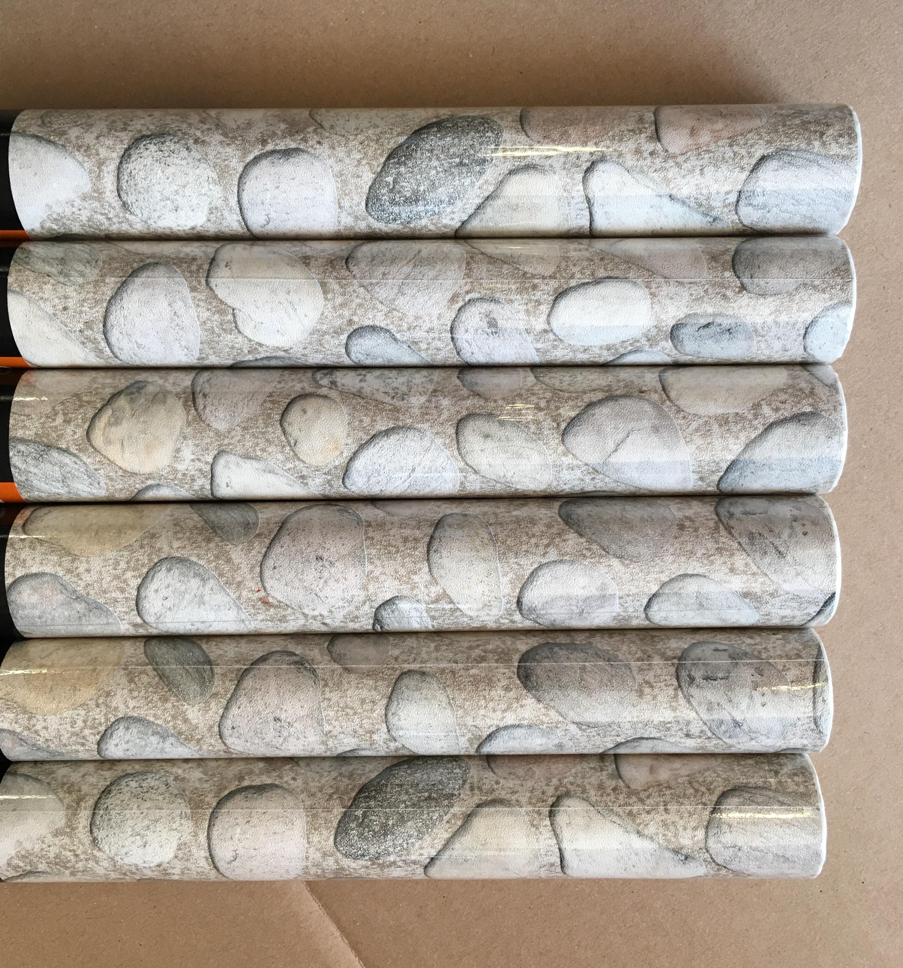 6 x klebefolie selbstklebende folie m belfolie stein for Mobelfolie muster