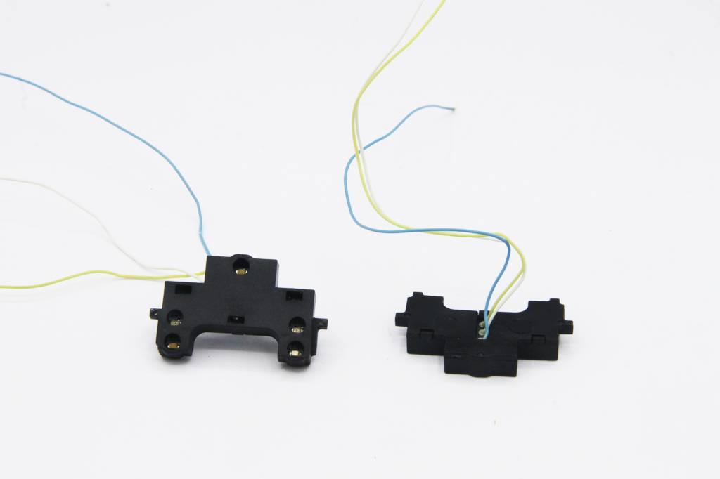 Ersatzteil Piko H0 119  Beleuchtungsplatine 1Paar für Lok mittiges Spitzenlicht