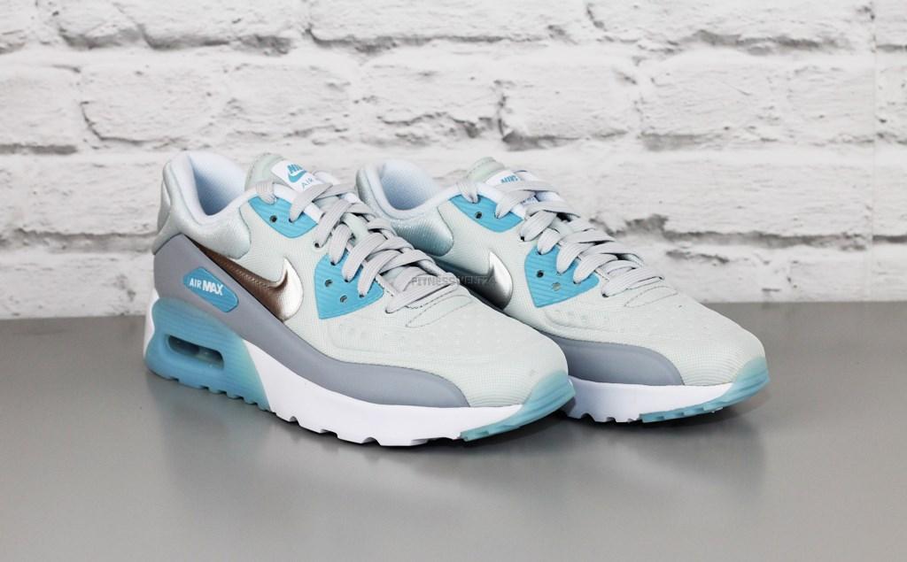 Detalles de Nike Air Max 90 Ultra Se GS Zapatillas Deportivas Zapatos Casuales 844600 002
