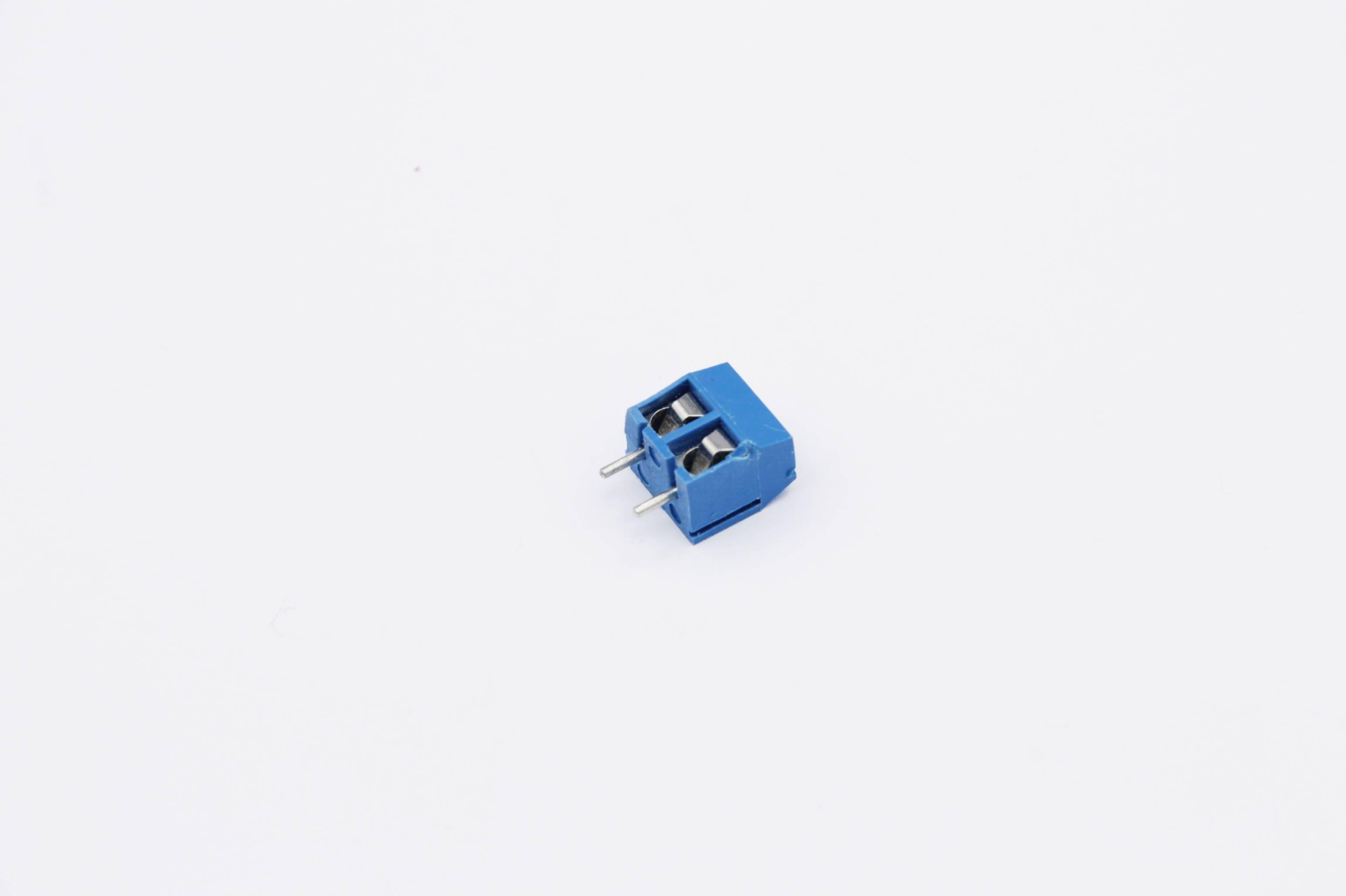 Leiterplattenanschlussklemmen 2-polig, anreihbar