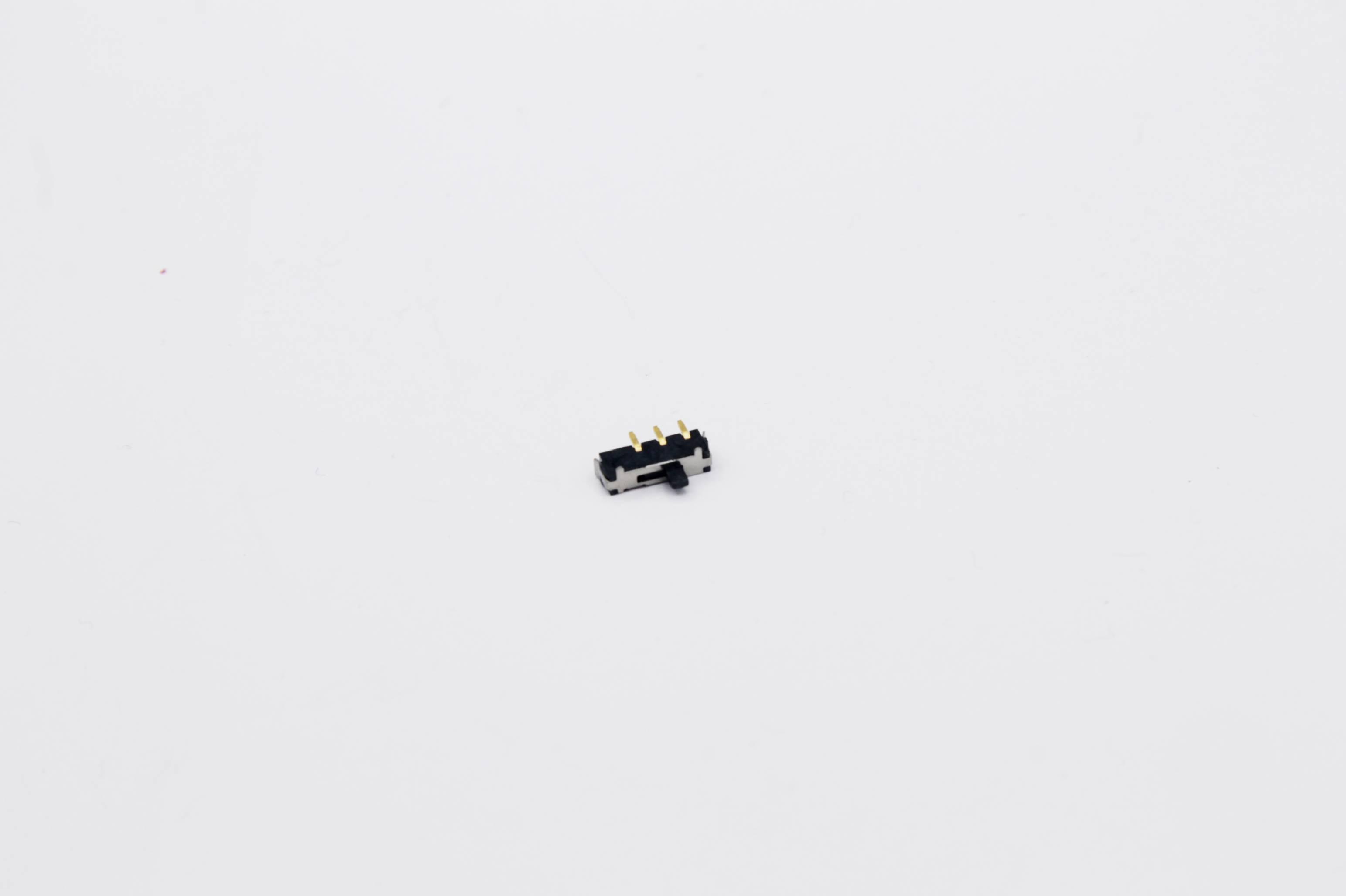 SMD-Schiebeschalter 1x UM - 2 Schaltstellungen 1-polig