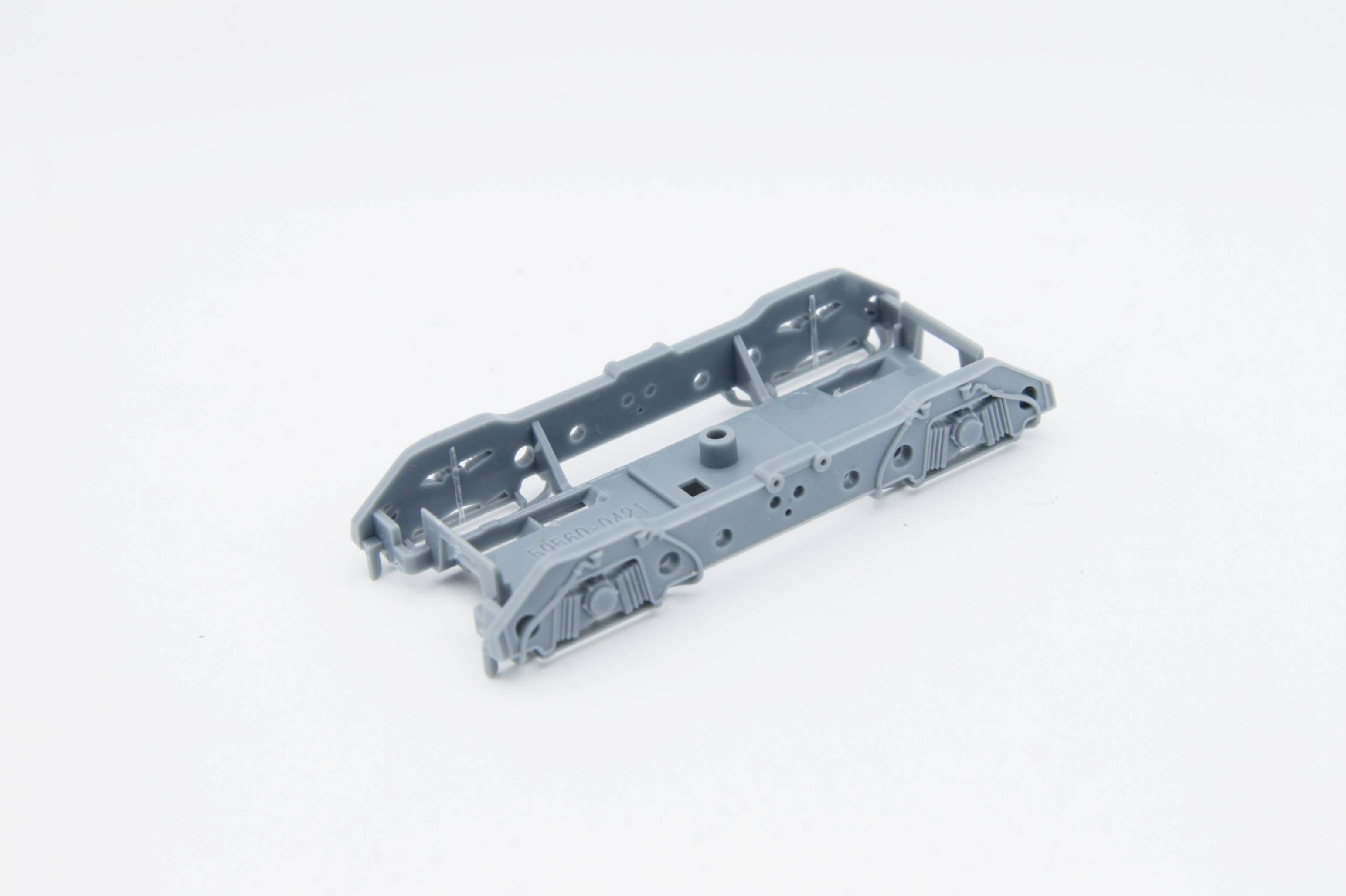 Ersatzteil Piko BR 118 / 228 Drehgestellblende grau für 4-achsige Lok