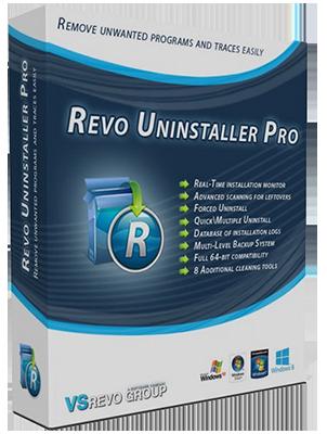 Revo Uninstaller Pro 3.1.7 Multi - ITA