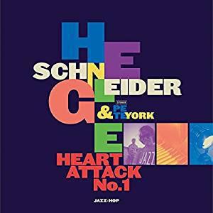 Helge Schneider And Pete York - Heart Attack No. 1 (2017)