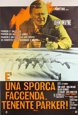 E Una Sporca Faccenda Tenente Parker (1974) HDTV 720P ITA ENG AC3 x264 mkv