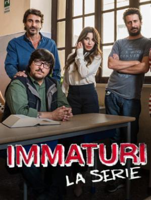 Immaturi - La serie - Stagione 1 (2018) (Completa) HDTV ITA AC3 Avi Immaturie2sx2