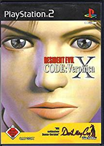 Resident Evil - Code Veronica X PS4 PAL MULTi4 [PS2toPS4