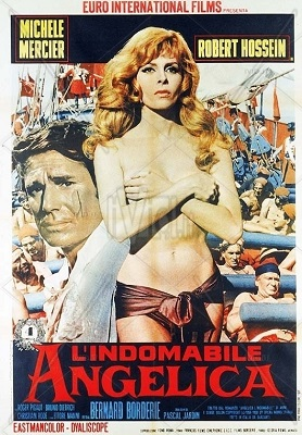 L'indomabile Angelica (1967) HDTV 720P ITA AC3 x264 mkv