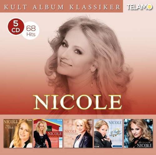 Nicole - Kult Album Klassiker (5CD) (2021)