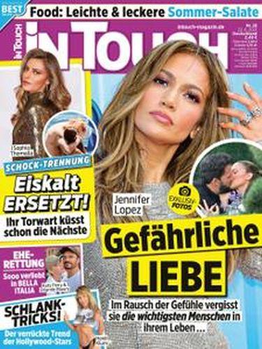 Cover: InTouch Frauenmagazin No 26 vom 23  Juni 2021