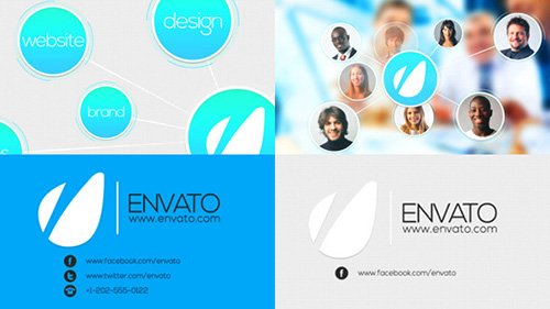 Intro Identity for Company Logo – Project for After Effects  – Videohive