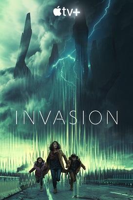 Invasion - Stagione 1 (2021) (1/10) WEB-DL 1080P HEVC ITA ENG DD5.1 x265 mkv