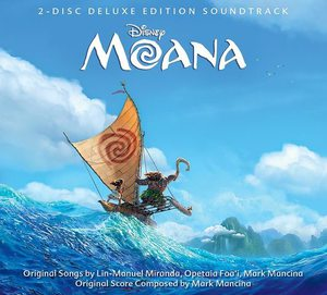 Mark Mancina - Moana [Deluxe Edition] (OST) (2016)