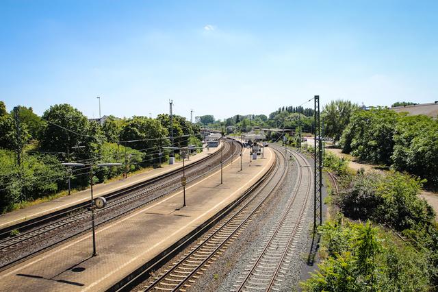 Bahnhof Mz-Kastel