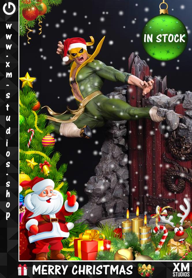 XM Studios: Europe Christmas Special - 2017 Ironfistnew3gfquj