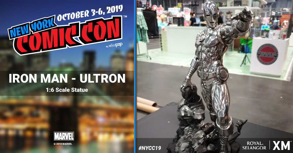 XM Studios: Coverage New York Comic Con 2019 - October 3rd to 6th  Ironman4ykdt