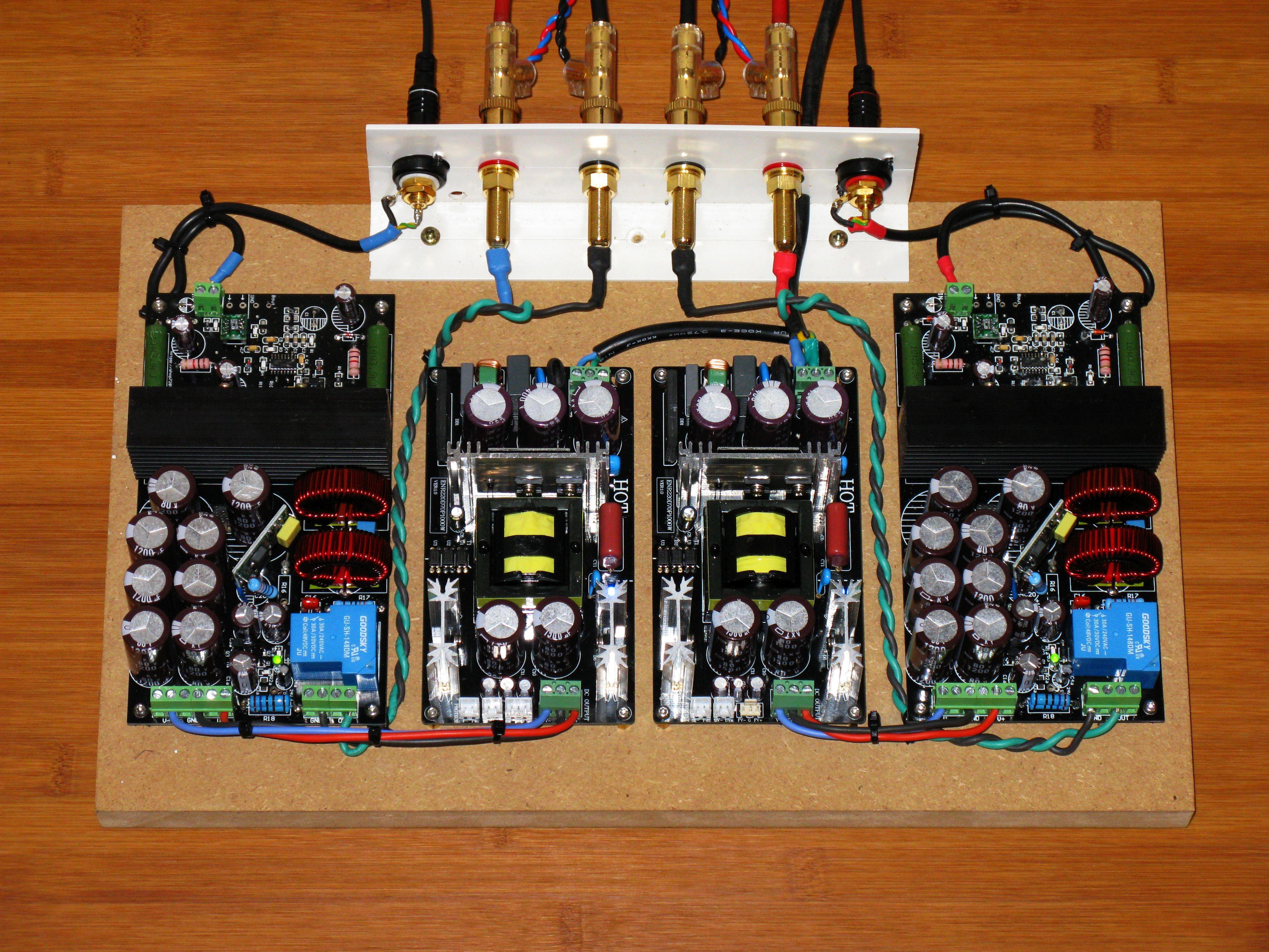 L15d Und Strker Digital Audio Amp Mit Irs2092 Archiv Seite 14 Stk Ic 60w Diy Hifi Forum