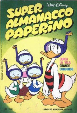 Super Almanacco Paperino 07 (Mondadori 1978-07)