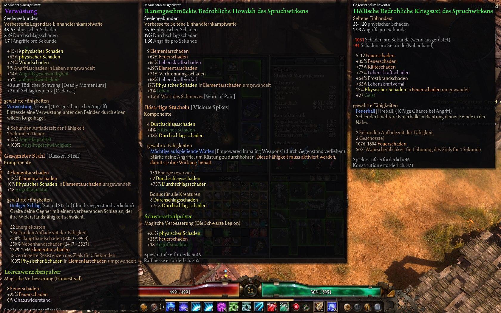 TitanQuest-Macher gründen neues Studio / Game: Grim Dawn - Seite 67
