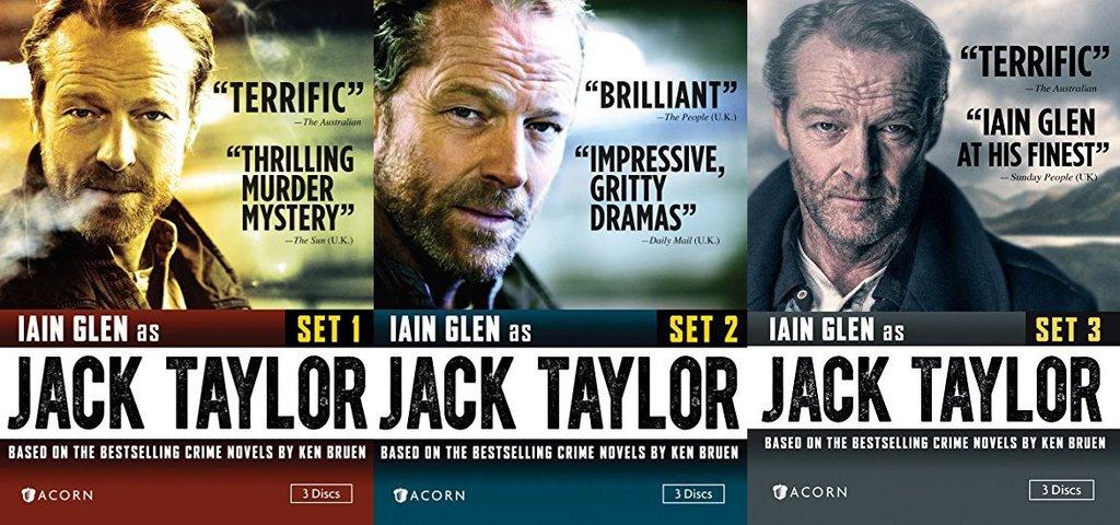 Jack Taylor Staffel 1