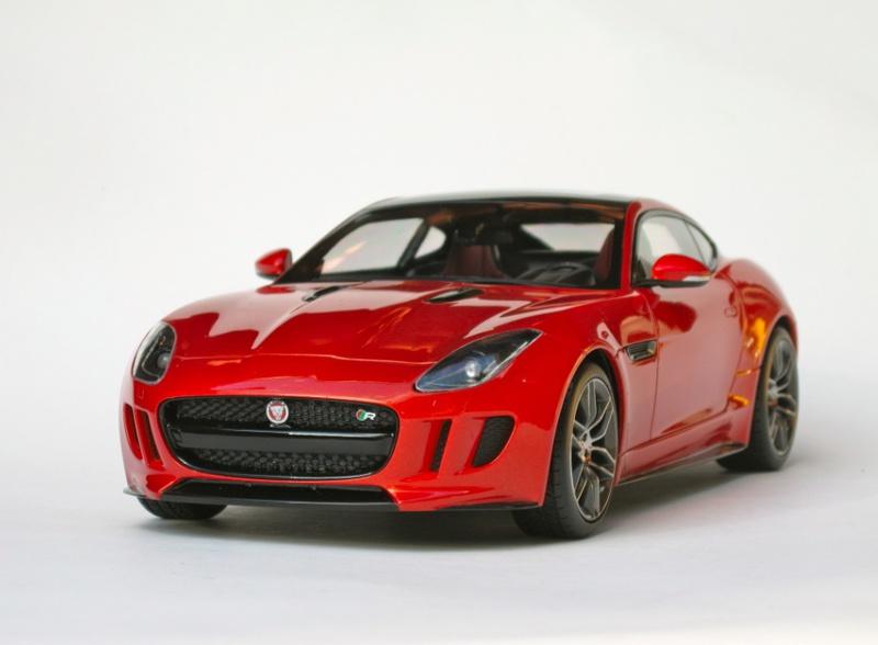 1 18 Jaguar F Type R Von Top Speed Modelcarforum