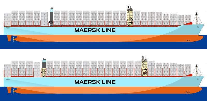 MADRID MAERSK - IMO 9778791 - ShipSpotting com - Ship Photos