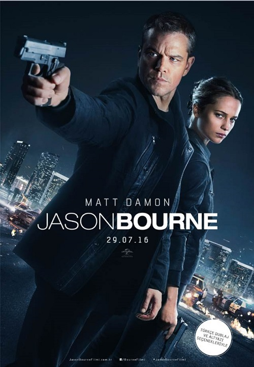 Jason Bourne Film indir