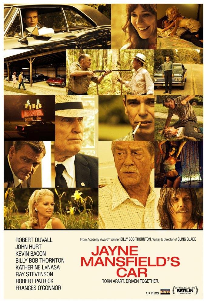 Jayne Mansfield'ın Arabası Film indir