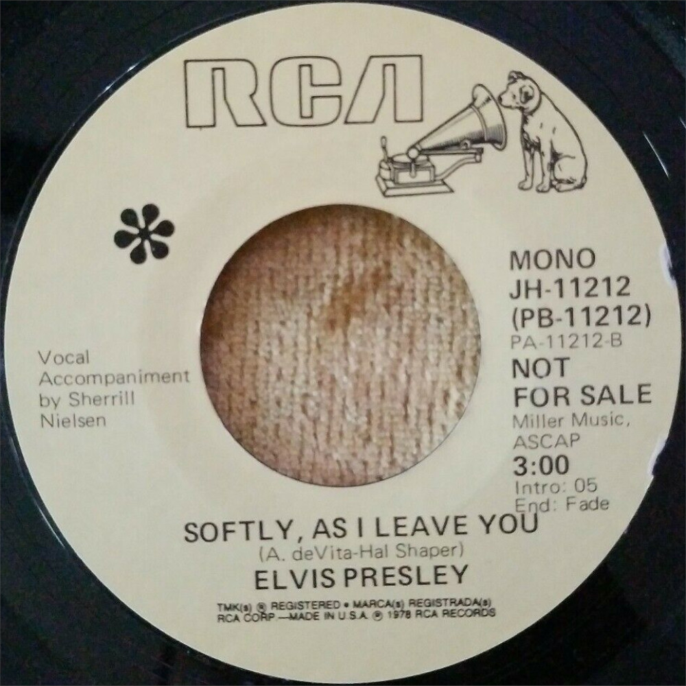 Unchained Melody / Softly, As I Leave You Jh-11212-78-bsrjz1