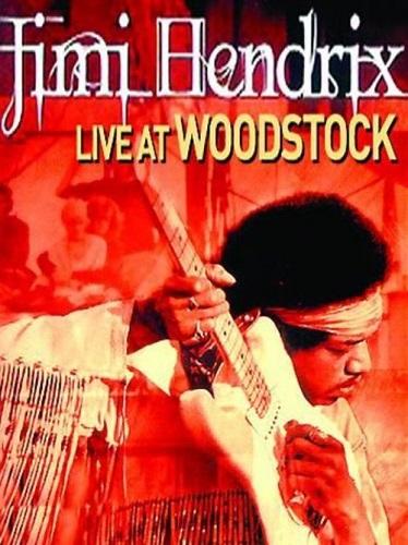 Jimi Hendrix - Live at Woodstock 1969 [DVDRip]