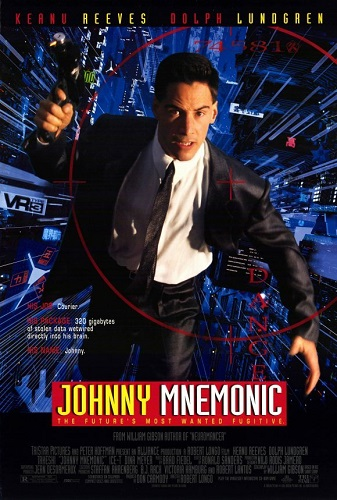 Johnny Mnemonic (1995) *BRRip* [XviD] [AC3-LTN] [Lektor PL]