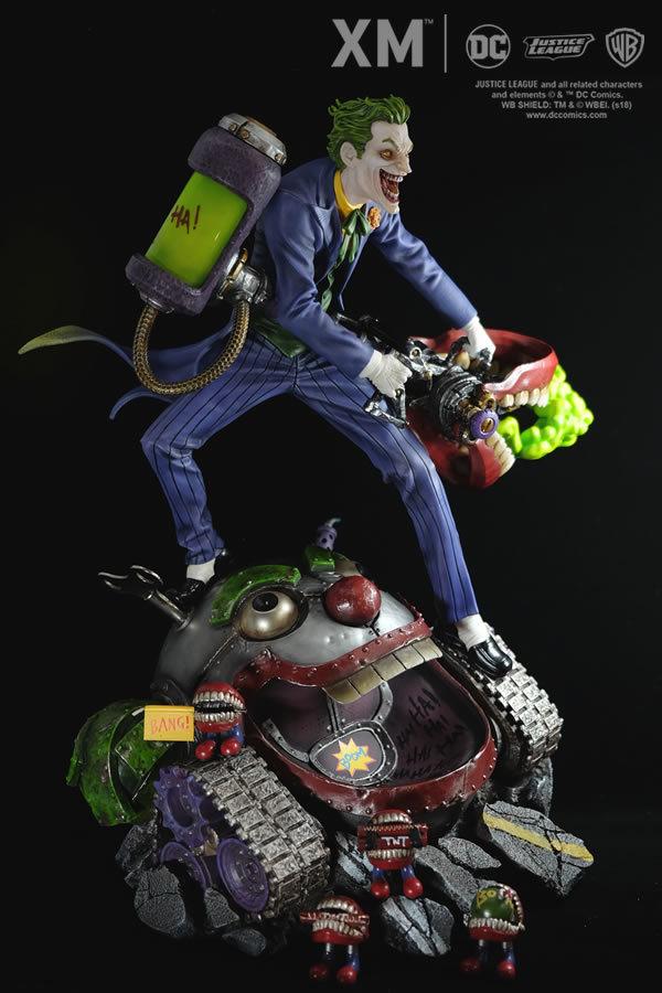Premium Collectibles : Joker 1/6** Joker14lyiaa