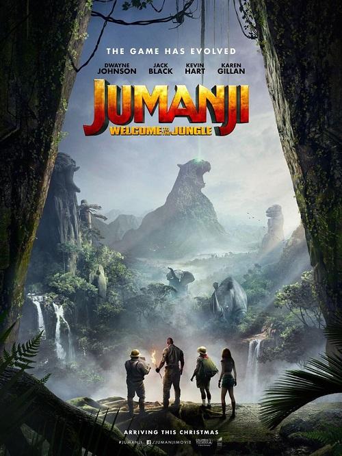 Jumanji Film indir