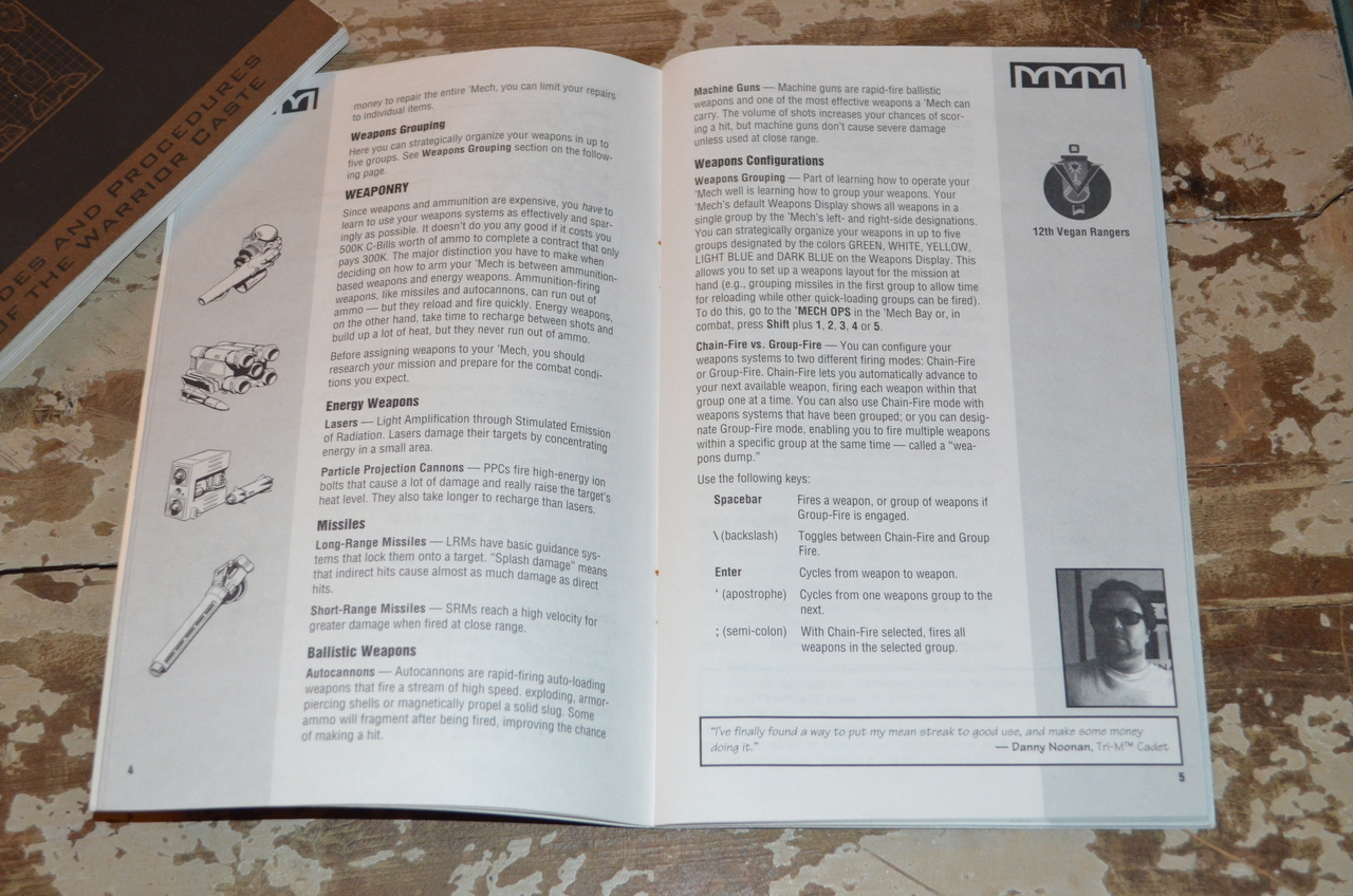 What are your favorite game manuals? | NeoGAF