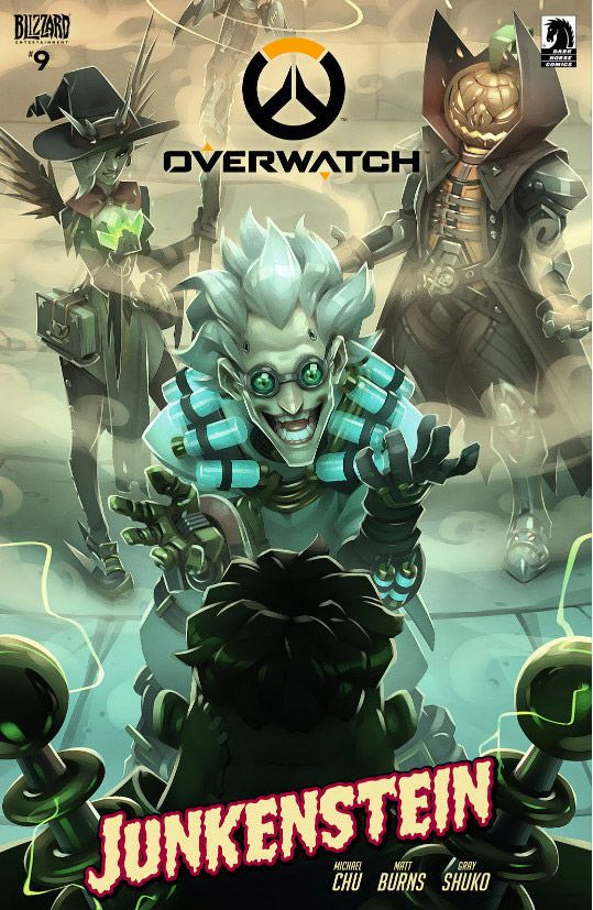 Overwatch Halloween Event is live on PC/PS4/XB1 (4P co-op Brawl ...