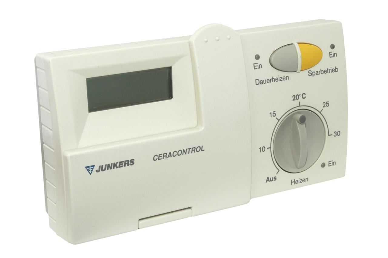 junkers raumtemperaturregler ceracontrol tr 100 ohne. Black Bedroom Furniture Sets. Home Design Ideas