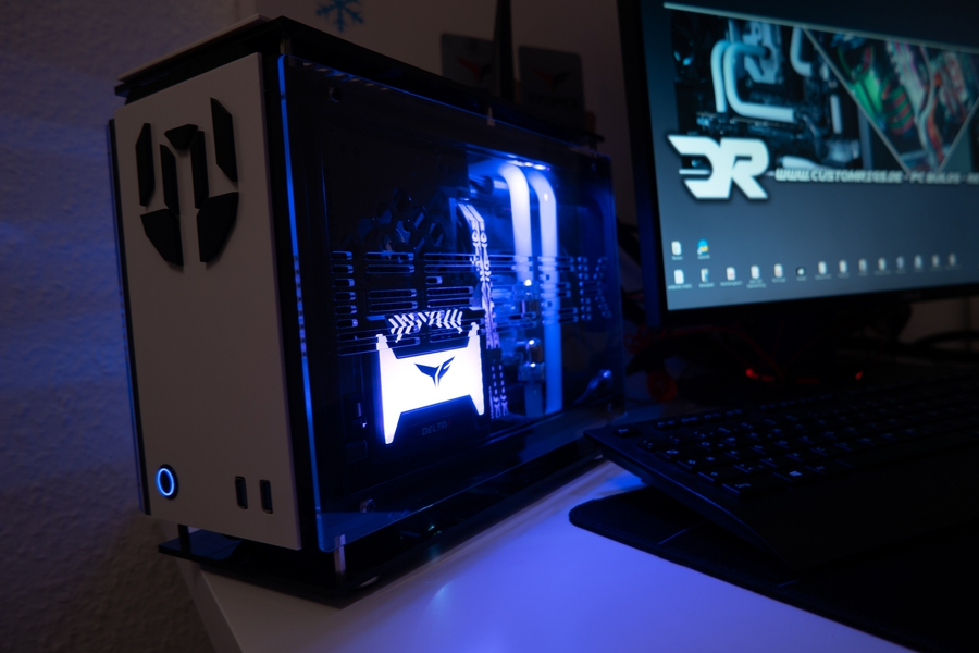 My I9 9900K ITX Watercooled Gaming rig :) - Overclock net - An