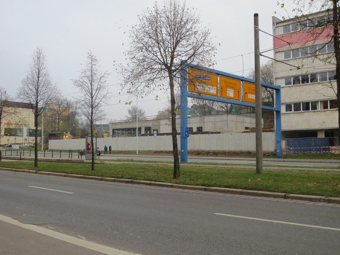 Baugeschehen: Kappel / Kapellenberg - Chemnitz - Deutsches