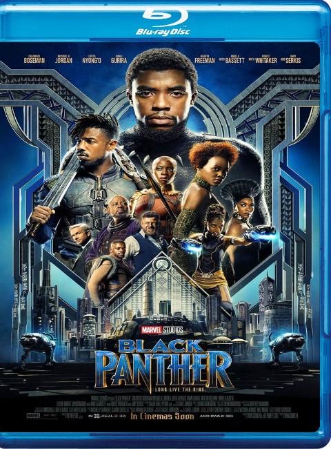 Kara Panter – Black Panther | 2018 | Türkçe Dublaj Dual (TR-EN)
