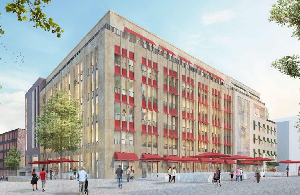 Bauprojekte Ruhrgebiet Recklinghausen Marktquartier