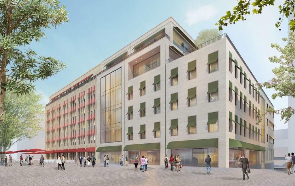 Bauprojekte Ruhrgebiet