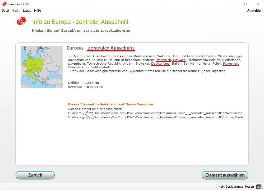 Kartenupdate 1040 Fur Mein Tomtom Rider 2013 K4 Tomtom Community