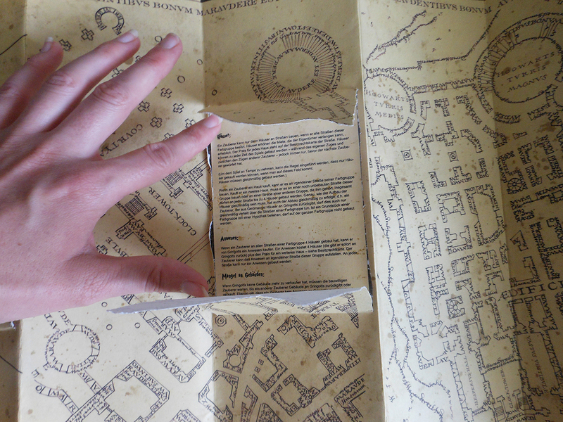 Karte Des Rumtreibers Pdf.Bastelprojekt Harry Potter Monopoly How To Sim Forum