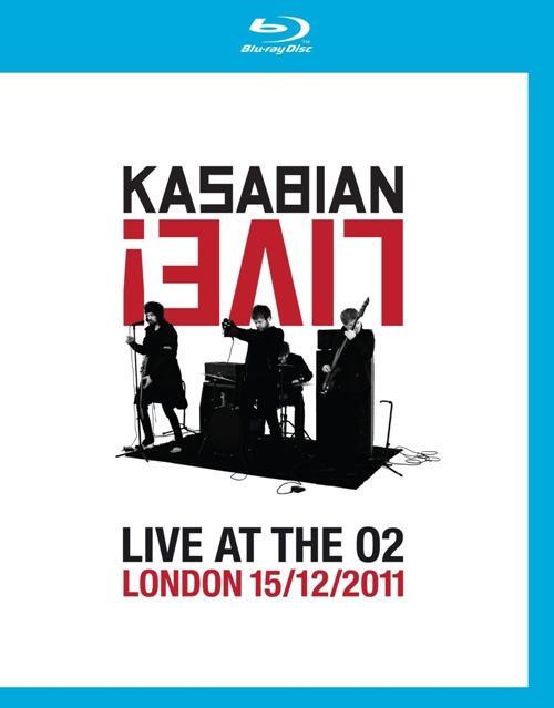 Kasabian – Live! Live At The O2 (2012) [BDRip 720p]