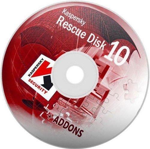 download Kaspersky Rescue Disk 2018 v18.0.11.0