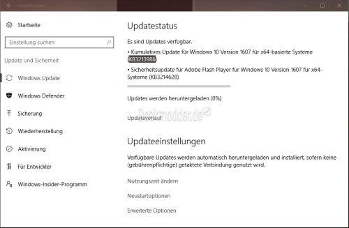 : Windows 10 Rs 1 1607 V14393 Enterprise LtsB x64 Januar
